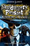 Cover reveal - Skulduggery Pleasant: Kingdom of the Wicked
