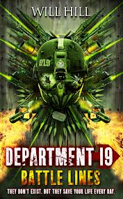 Department 19 Battle Line
