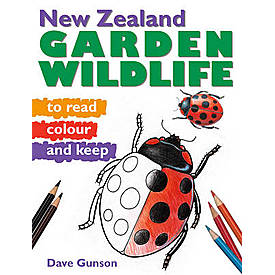 New Zealand Garden Wildlife