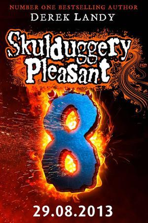 Skulduggery Pleasant 8