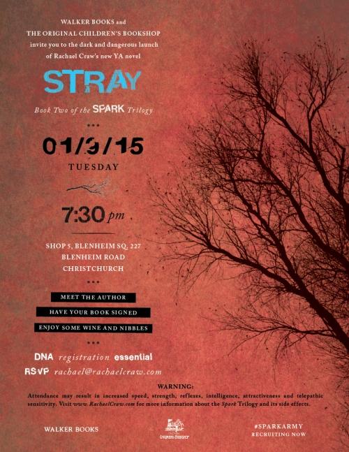 Stray - Invite CHCH