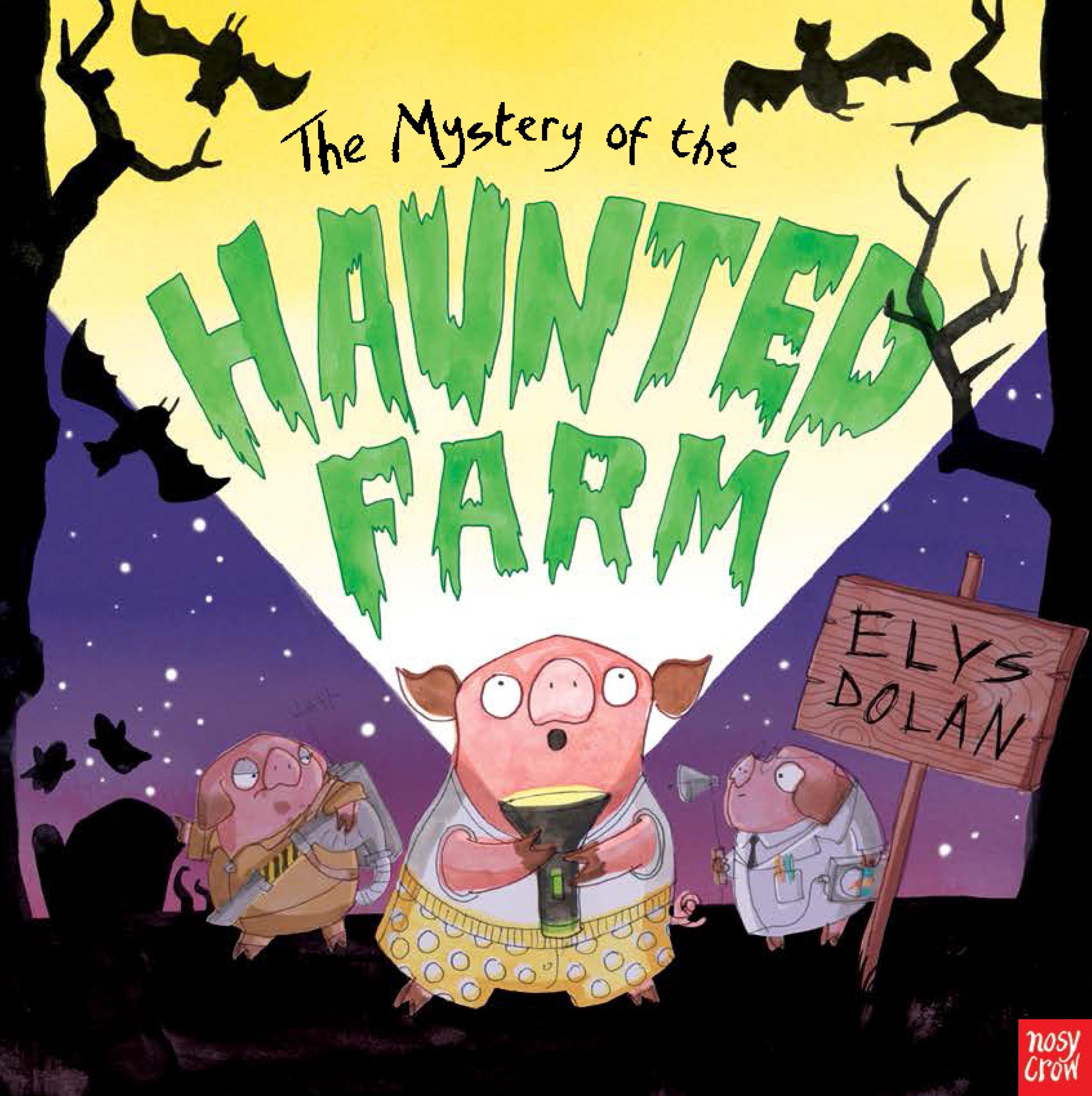 1 haunted farm cover web