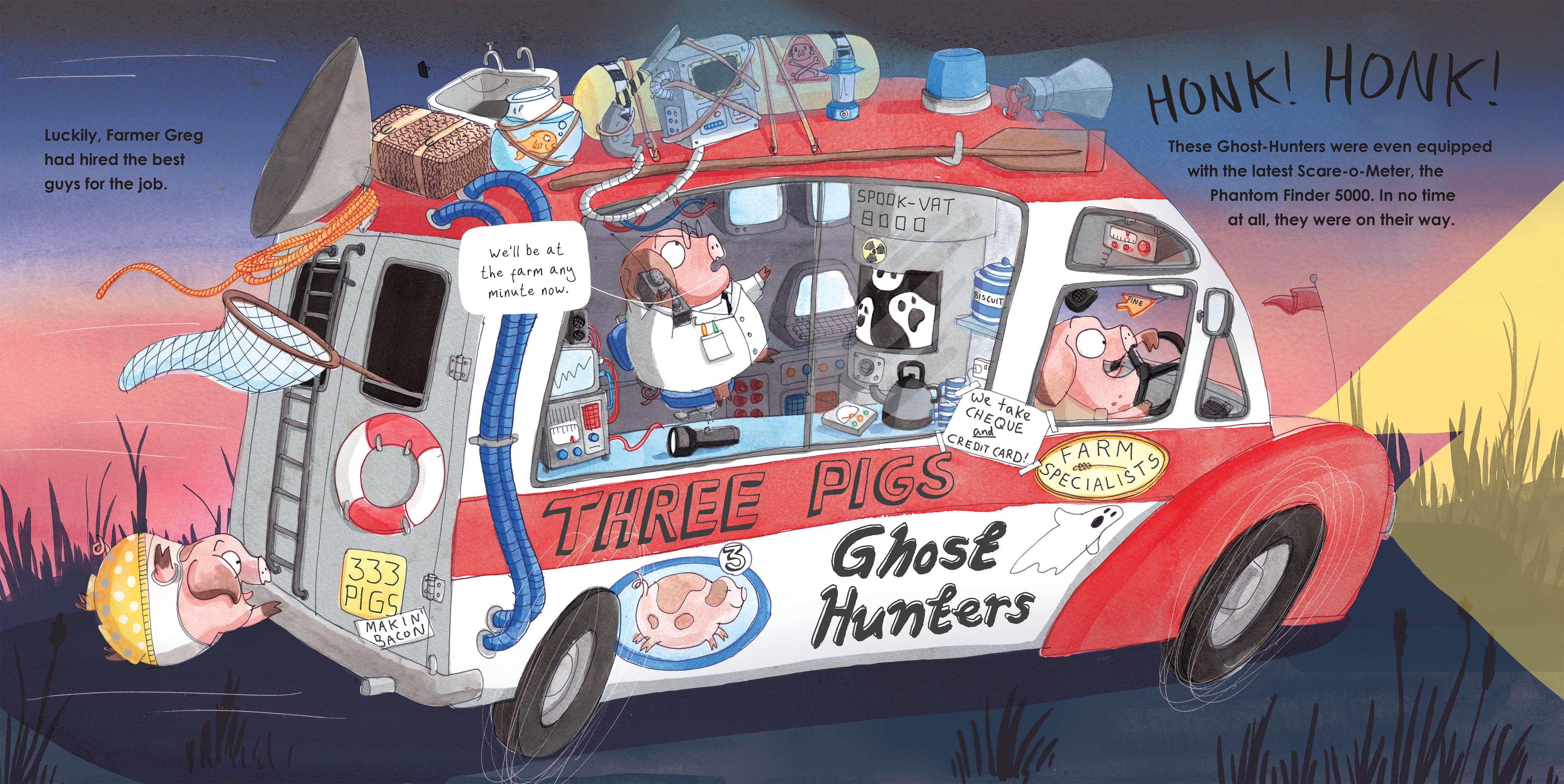 3 pig mobile