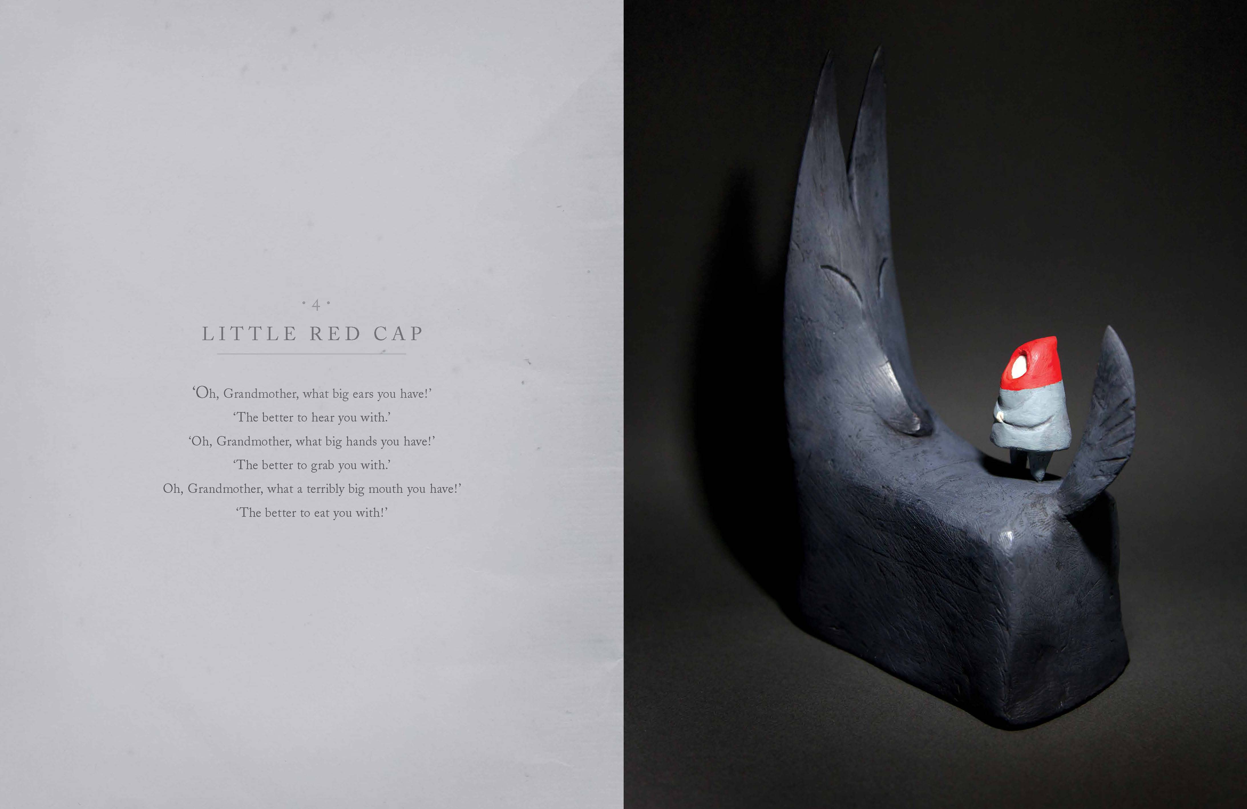 little red cap essay Chris said: little red riding hood has to be one of the most famo  sixty-page  essay on the history and evolution of the story of little red riding hood.