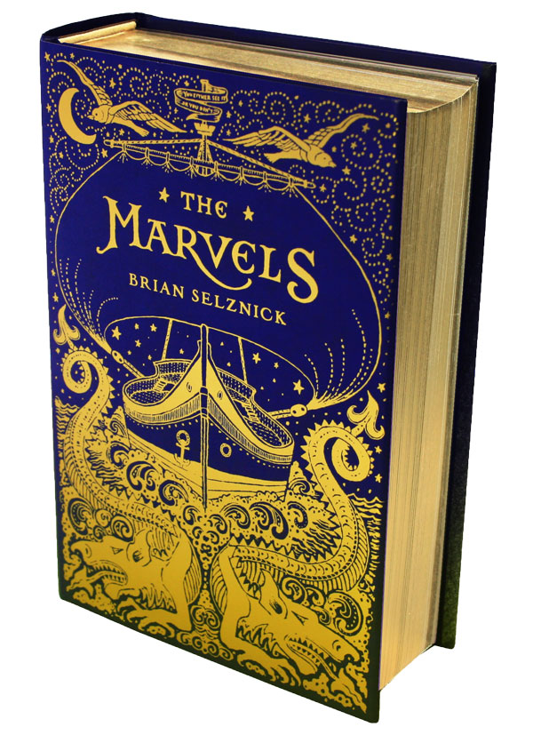 The Marvels By Brian Selznick My Best Friends Are Books