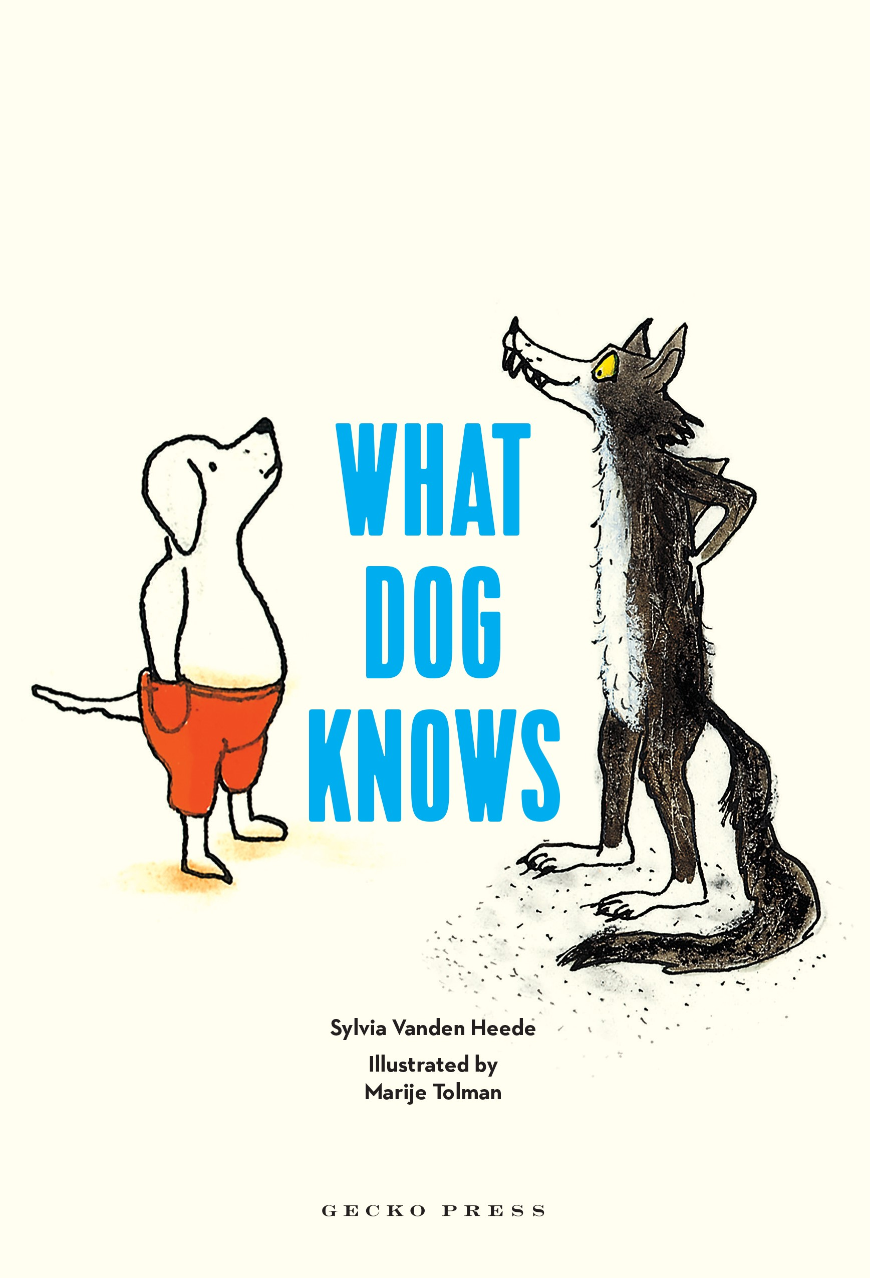 What Dog Knows cover