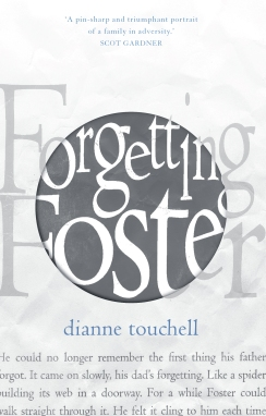 Forgetting Foster | REVISED FINAL COVER x 2 (18 April 2016)
